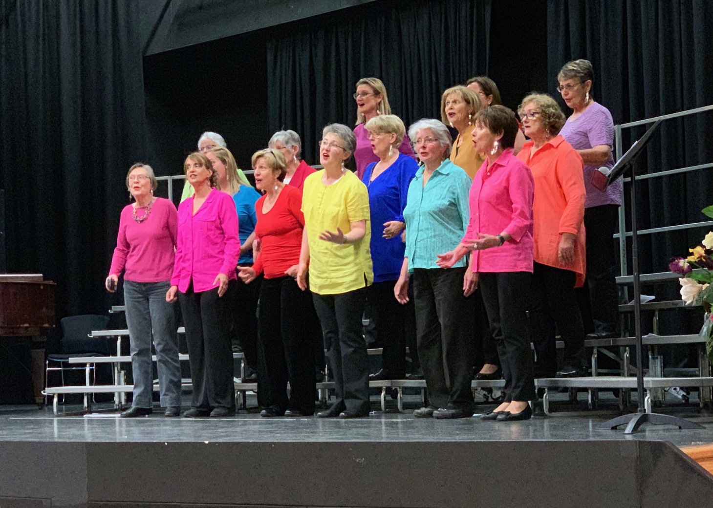 Central West Sings