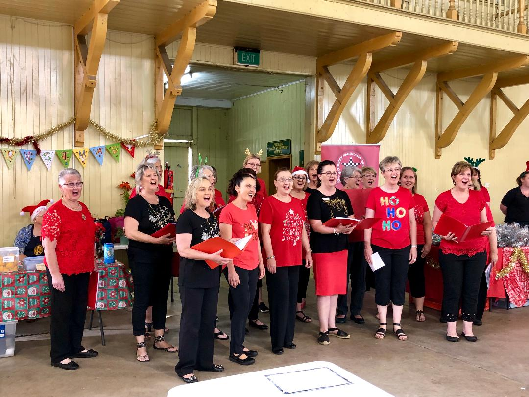 Christmas Carols Day 2018